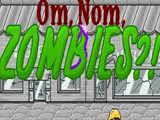 Hra - Om Nom Zombies