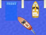 Hra - Park My Boat