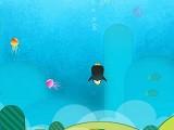 Hra - Penguin Plunge