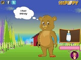 Hra - Peppy's Pet Caring - Bear