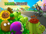Hra - Plants vs. Zombies