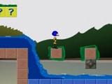 Hra - Platform Racing 2