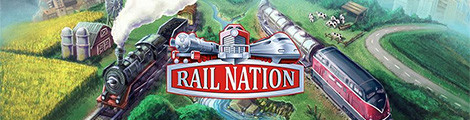 Hra - Rail Nation