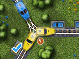 Hra - Railroad Shunting Puzzle 2