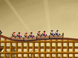 Hra - Roller Coaster Creator
