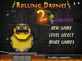 Hra - Rolling Drones 2