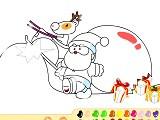 Hra - Santa a Sob