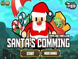 Hra - Santa Comming
