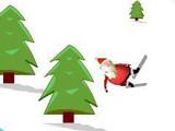Hra - Santa's Ski Jump