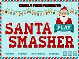 Hra - Santa Smasher