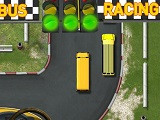 Hra - School bus racing