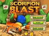 Hra - Scorpion Blast 3
