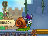 Hra - Snail Bob 7 Fantasy Story