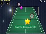 Hra - Star badminton