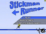 Hra - Stickman Runner