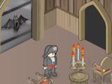 Hra - Strašidelný dům