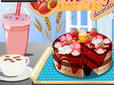 Hra - Strawberry Cheese Cake decorat