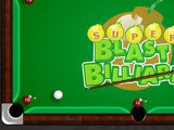Hra - Super Blasts Billiards