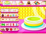 Hra - Super delicious cake