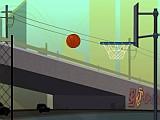 Hra - Trick Hoops Challenge