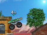 Hra - Truck Wars