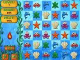 Hra - Underwater Clay Match
