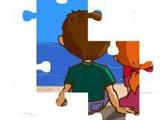Hra - Valentines Puzzle