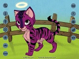 Hra - Vytvoř si svou kočku