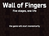 Hra - Wall of Fingers