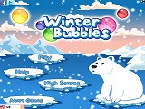Hra - Winter Bubbles