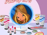 Hra - Winx Make Up Time