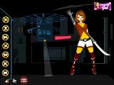 Hra - X-Men Girl